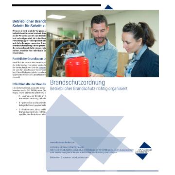 Gratis-Download:<br /><b><i>Brandschutzordnung</i></b>