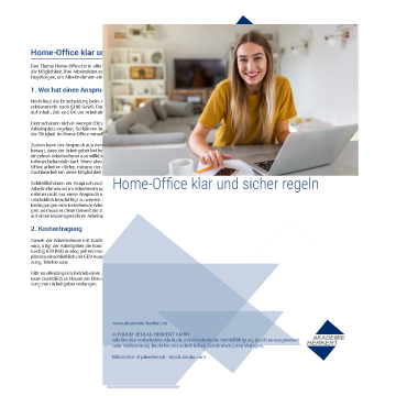 Vorschau Whitepaper Home-Office